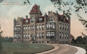 STRATFORD , Ontario, Canada, 00-10s ; General Hospital