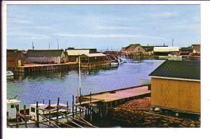 North Lake Harbour,  Prince Edward Island, Canada,