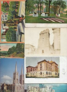 USA Mixed Postcard Lot of 20 Worth a Look! 01.14