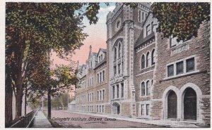 OTTAWA, Ontario, Canada, 1900-1910s; Collegiate Institute