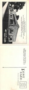 G33/ Willoughby Ohio Postcard Double Weller Pottery Store 4Panel Store