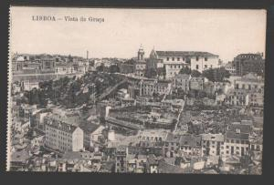 109233 Portugal LISBOA Lisbon Vista da Graca Vintage PC