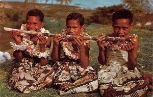 Sugar Cane Meal Fiji 1971