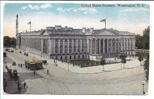 Washington, DC - United States Treasury