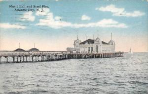 8982   Atlantic City Music Hall and Steel Pier