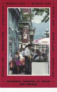 Water Street Cafe , Vancouver , B.C. , 60-80s