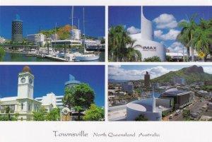 Imax Dome Theatre Cinema Townsville Queensland Australia Postcard