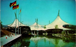 Montreal Canada Expo 67 Postcard used 1967