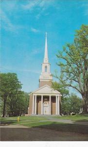 Manning Memorial Chapel, Acadia University , WOLFVILLE , Nova Scotia , Canada...