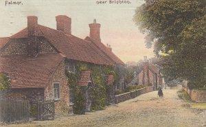 FALMER Nr. BRIGHTON , Sussex , England , 1905