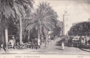 Algeria Alger La Mosquee El-Djedid