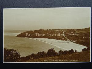 Cornwall CARBIS BAY near St. Ives c1924 RP Postcard by Judges 8394