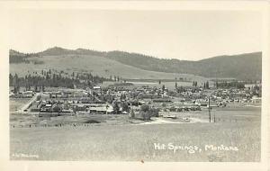 RPPC of Hot Springs Montana MT
