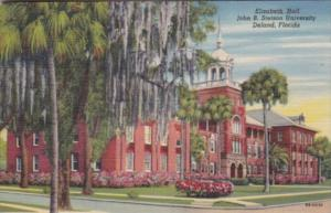Florida Deland Elizabeth Hall Stetson University  Curteich
