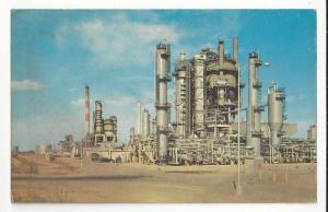 DE Delaware City Tidewater Oil Company Plant Refinery