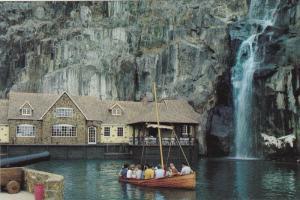 Tour Boat at Penny Royal Gun Powder Mill & Waterfall, Launceston, Tasmania Au...