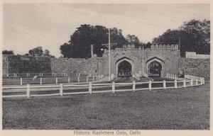 DELHI, India, 1900-10s; Historic Kashmere Gate