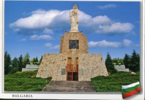 BULGARIA: MONUMENT OF THE HOLY MOTHER OF GOD