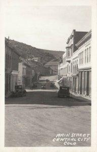 RP: Main Street , CENTRAL CITY , Colorado , 30-40s #2