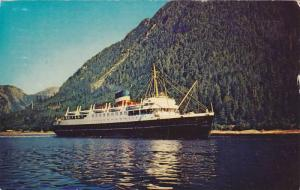 Canadian National Steamships Luxurious S. S. Prince George, PU-1956