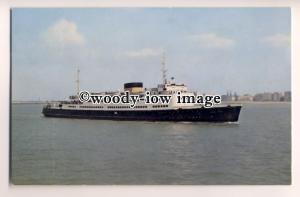 f1023 - Belgian Ferry - Koning Albert - postcard
