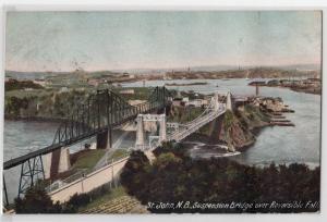 Bridge, St Johns, NB