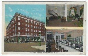 Martinsburg, West Virginia, Vintage Postcard Views of The Shenandoah