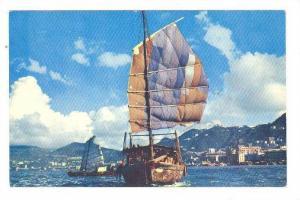 Harbor , Hong Kong , China , 40-60s