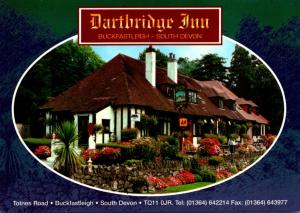 England South Devon Buckfastleigh Darthridge Inn