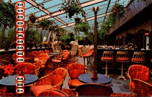 Pennsylvania Erie Holiday Inn South The Greenhouse Restaurant