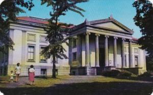 Massachusetts Holyoke Public Library 1973
