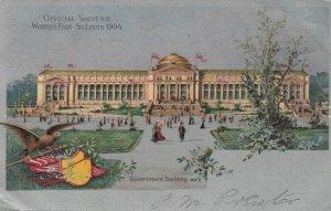 ST. LOUIS, Missouri, PU-1904; Exposition ; Government Building