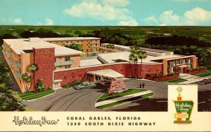 Florida Miami Coral Gables Holiday Inn South Dixie Highway