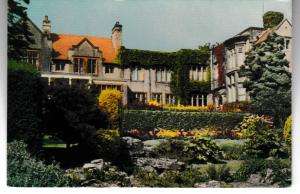 Post Card Cumbria Grange over Sands GRAYTHWAITE MANOR HOTEL