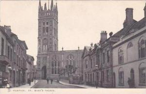 England Warwick St Marys Church Tuck