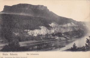 SACHS SCHWEIZ, Saxony, Germany; 00-10s ; Der bilienstein