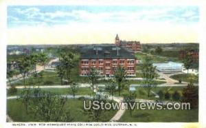 State College Buildings Durham NH Unused
