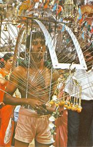Singapore Kevada Carrying Hindu Devotee  Kevada Carrying Hindu Devotee