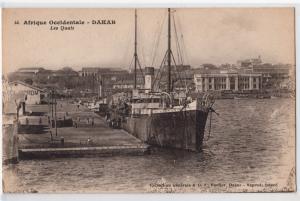 Afrique Occidentale - Dakar Les Quais