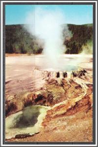 Montana Yellowstone Upper Geyser Basin - [MT-009]