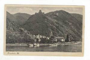 Scene, Bornhofen am Rhein (Rhineland-Palatinate), Germany, 1900-1910s