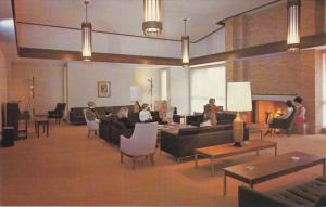 Typical Lounge, Totem Park Residences, University of British Columbia, VANCOU...