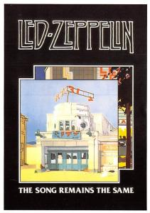 Led Zeppelin Unused