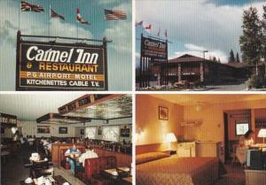 Canada British Columbia Prince George Carmel Motor Inn & Restaurant