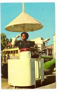 Traffic Policeman, In Suva, Fiji, 40-60s