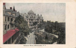 Wildmere House, Minnewaska, New York, Early Postcard, Unused