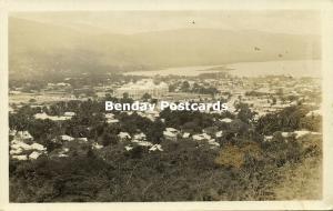 haiti, PORT-AU-PRINCE, Panorama (1910s) RPPC