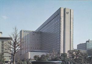 Imperial Hotel Tokyo Japan