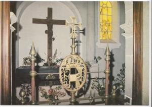 Crypt of the Emperor Charles I of Austria, Church of Monte, Postcard