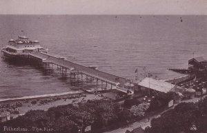 FOLKESTONE, England, 00-10s; The Pier ; TUCK 1570